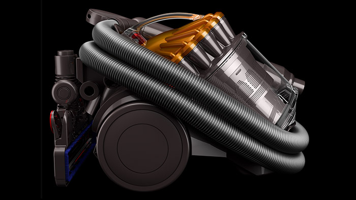 3D hyper realistic renderings for Dyson
