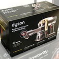 3D rendering for Dyson product packaging and marketing